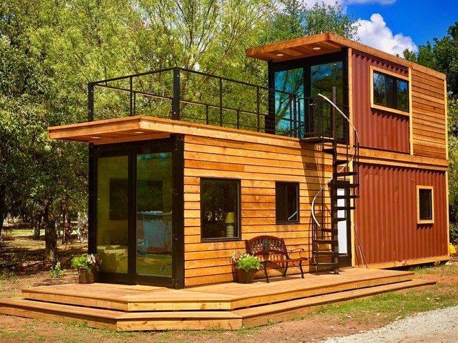 Edificios y construcciones residenciales de lujo Edificios y construcciones residenciales de lujo casas contenedor de lujo precio box house 449