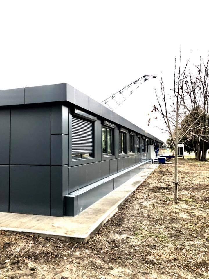 Oficina modular compacta Oficina modular compacta Oficina modular compacta 4