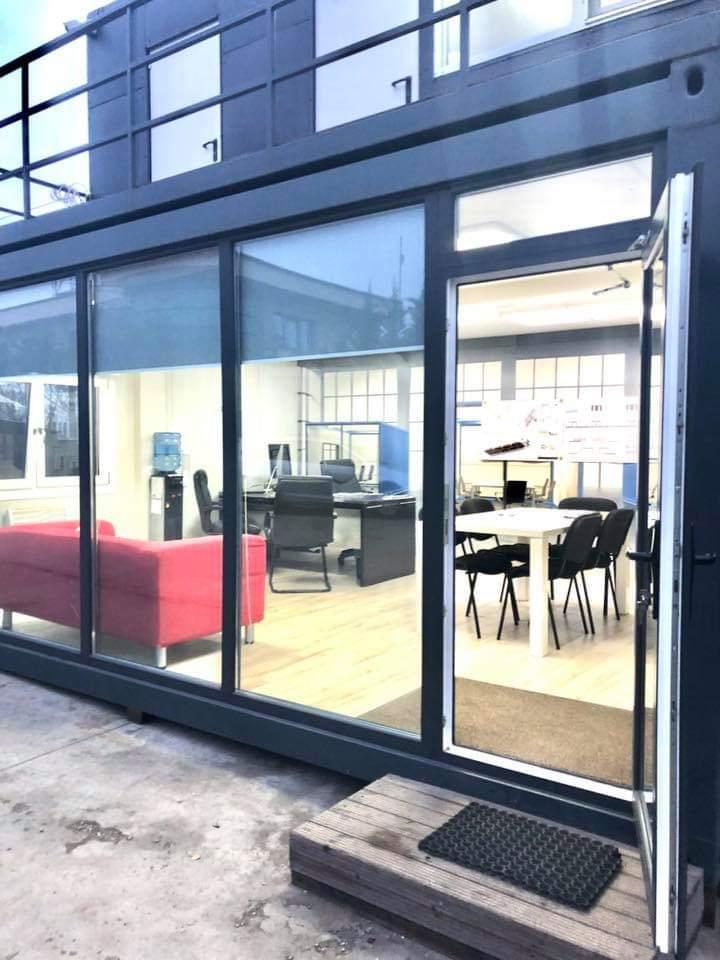 Oficina modular compacta Oficina modular compacta Oficina modular compacta